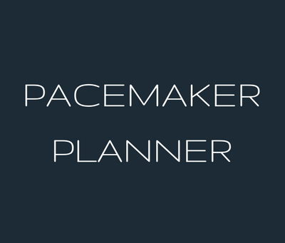 Pacemaker: Helping You Achieve Your Goals