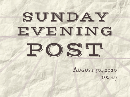 Sunday Evening Post Iss. 27
