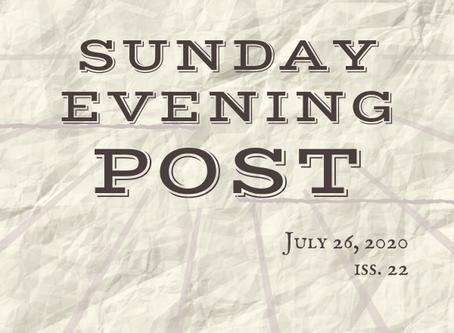 Sunday Evening Post Iss. 22