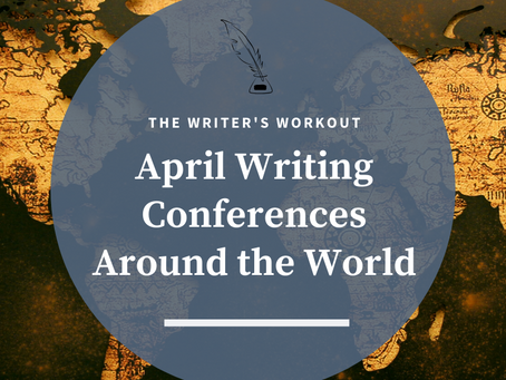 April Writer's Conference Around the World