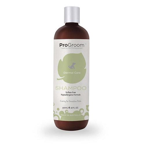 Progroom Dermal Care Shampoo - 500ml
