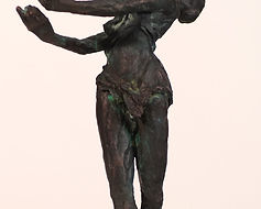 Suzy Costello Artist bronze sculpture