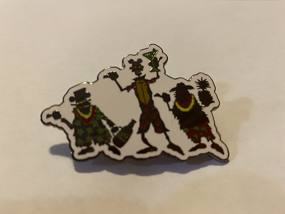 Afterhours Pin