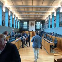 Jean-Pierre Lepine - Parlement de Wallon
