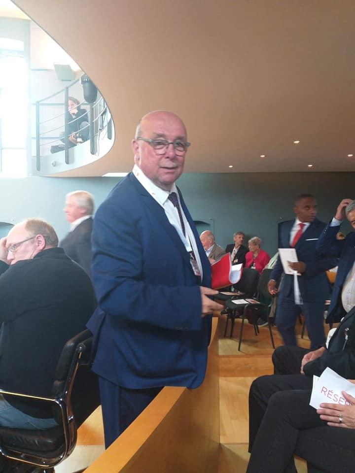 Jean-Pierre Lepine - Parlement