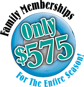 Family Memberships Only $575 Home Page B