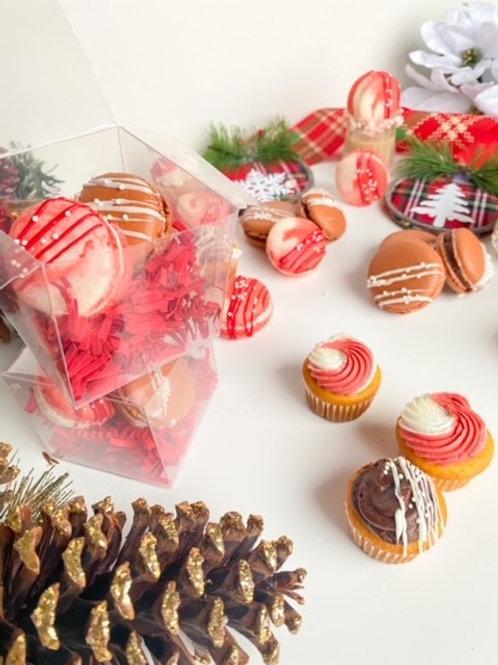 Holiday Macaron Gift Box (2)