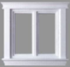 кантове за прозорци етажни разделитеи околопрозоречни профили фасадни профил фасаден профил за прозорци
