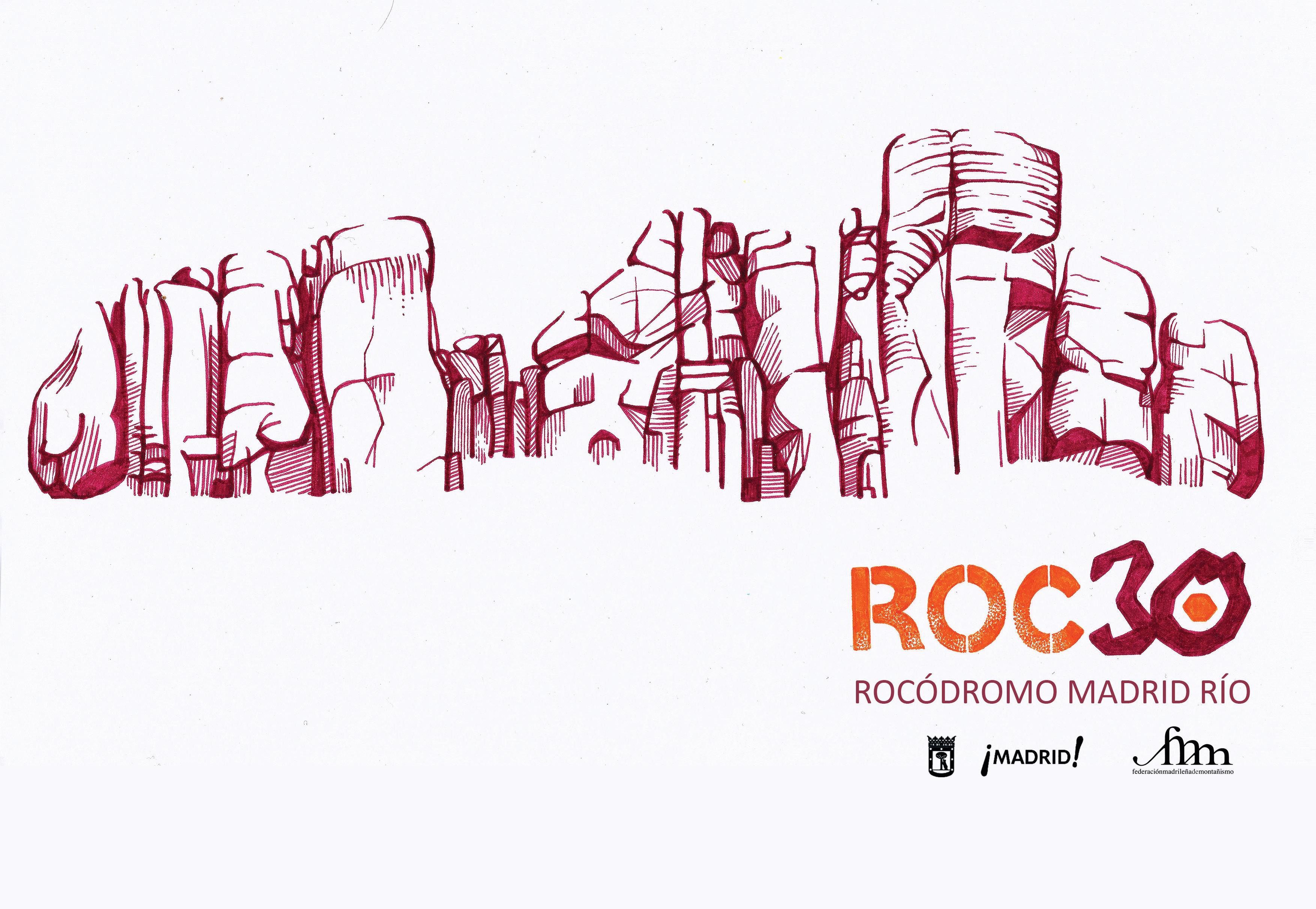 Camiseta ROC30