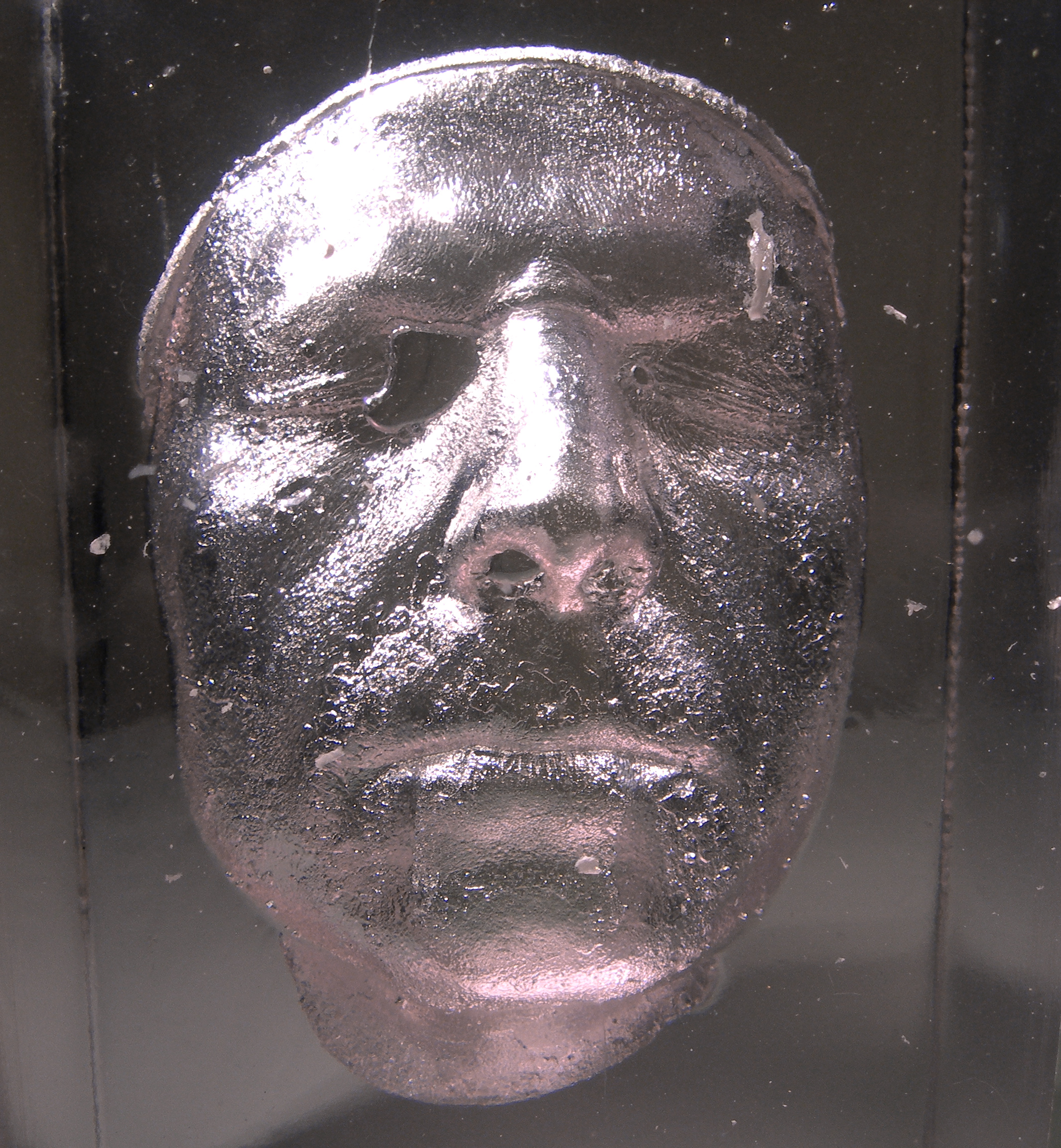 El rostro sin rostro I