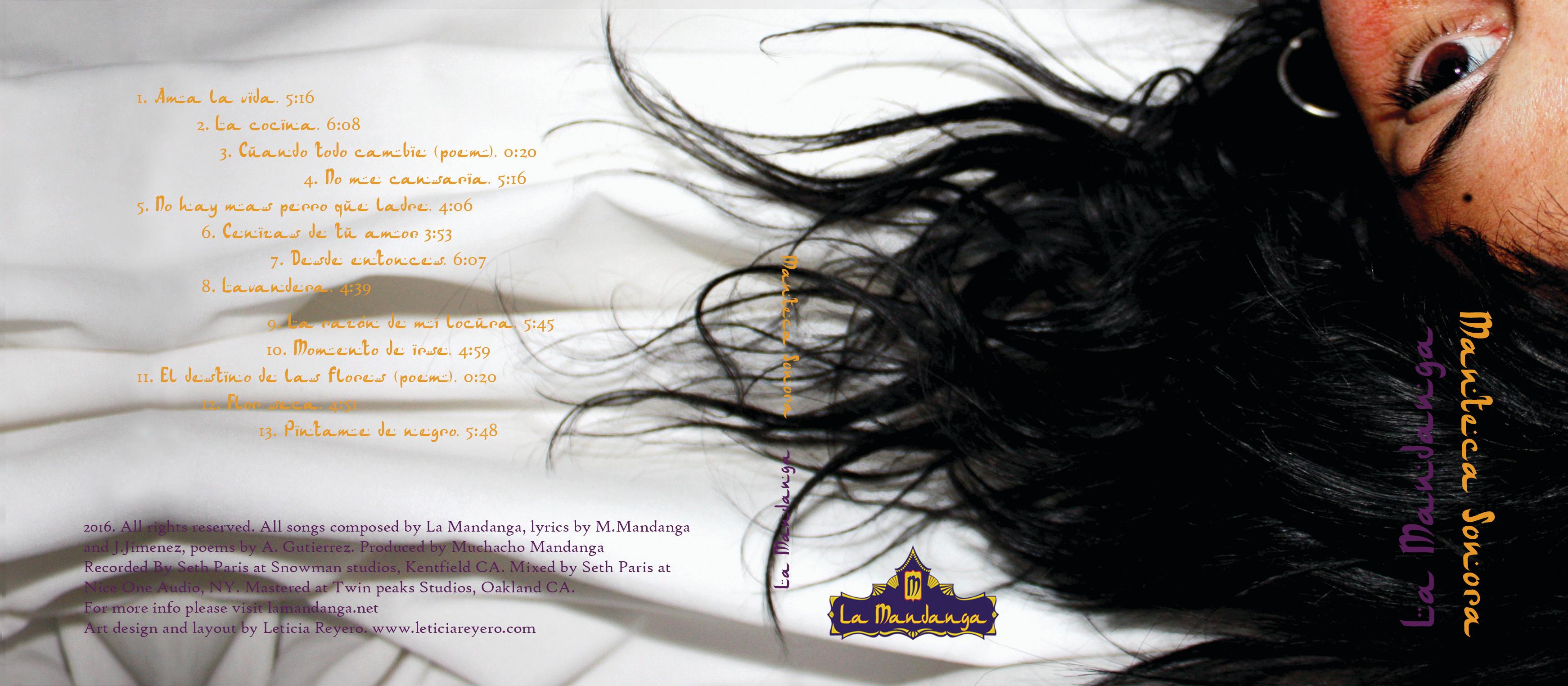 CD La Mandanga. MS. Exterior