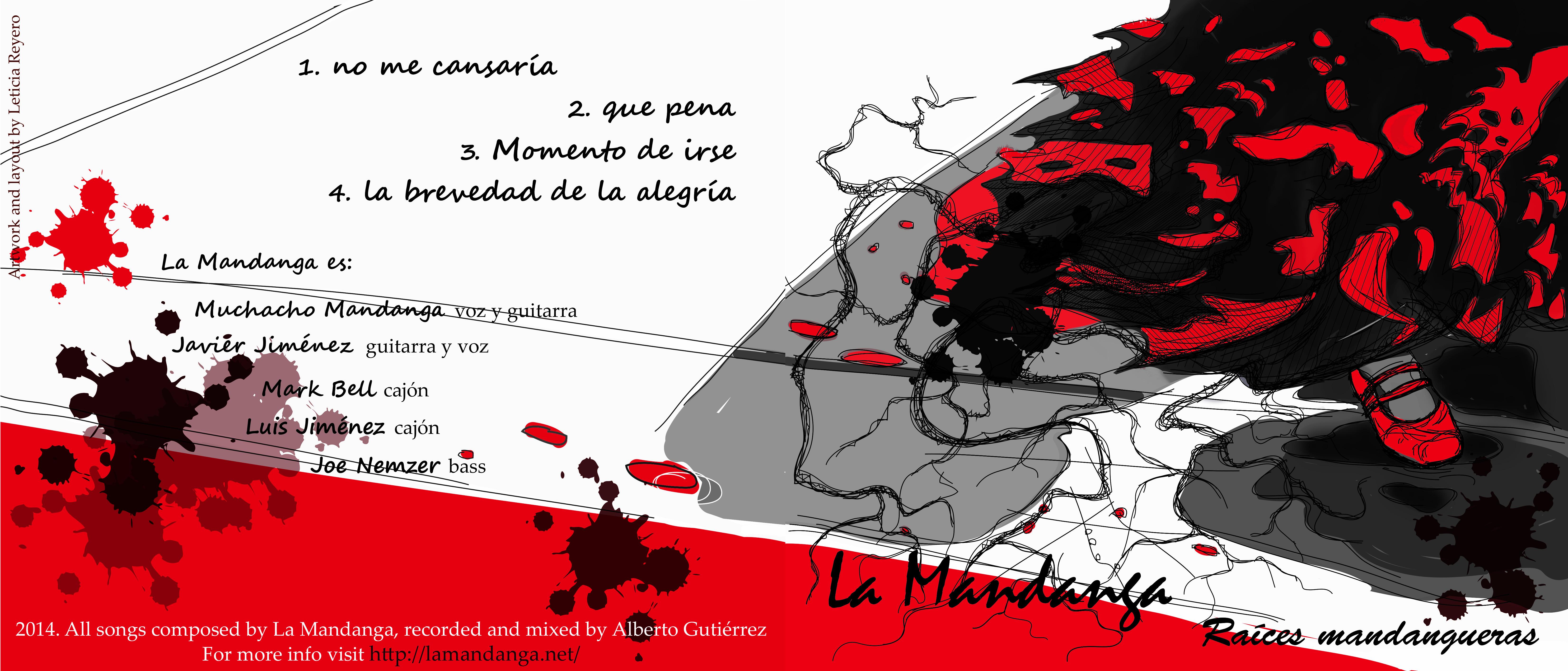 CD La Mandanga