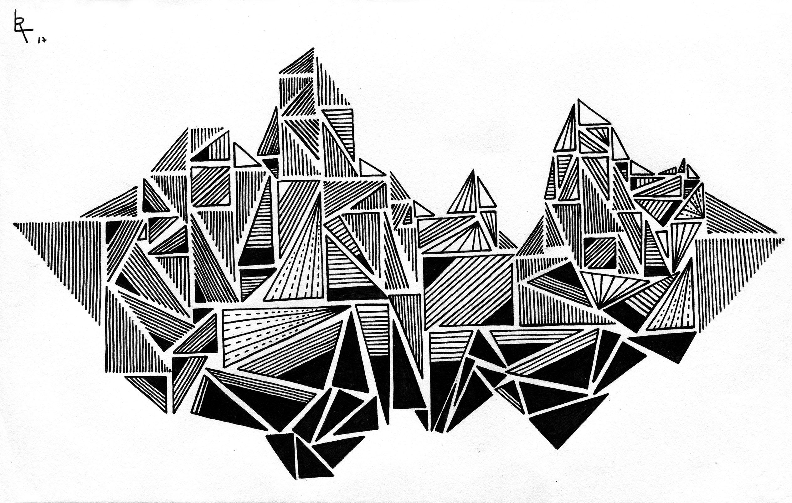 Serie: Fractales