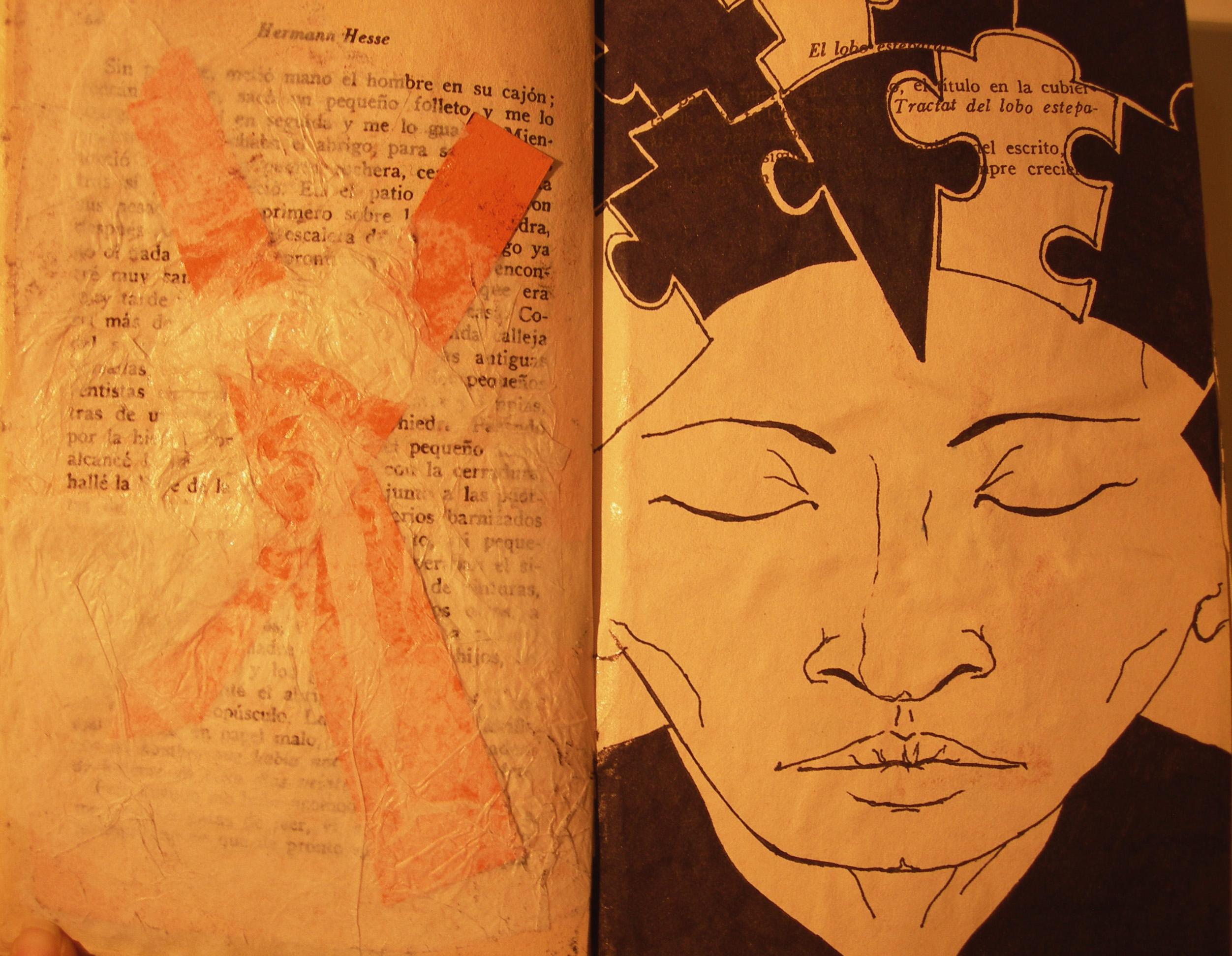Transformación de un libro