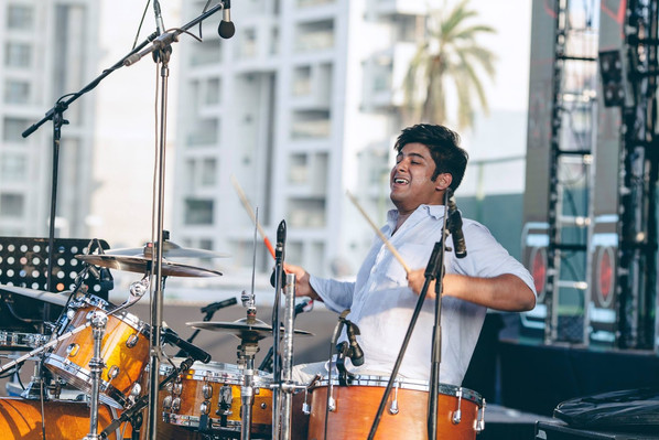Joshua Singh, music producers, indian singers, independent artists, Drummer, Downtempo, WorldMusic, Spud In The Box, NH7