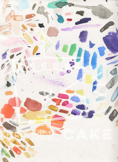 Watercolor Test Sheet