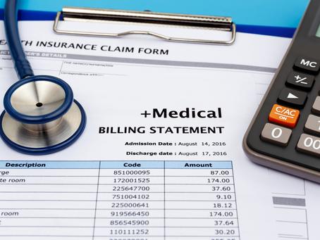 Don't let Medical Bills Ruin Your Credit