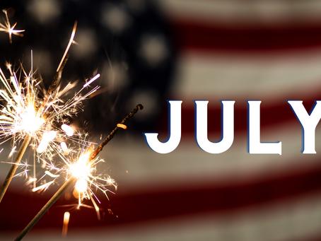 July Health Initiatives