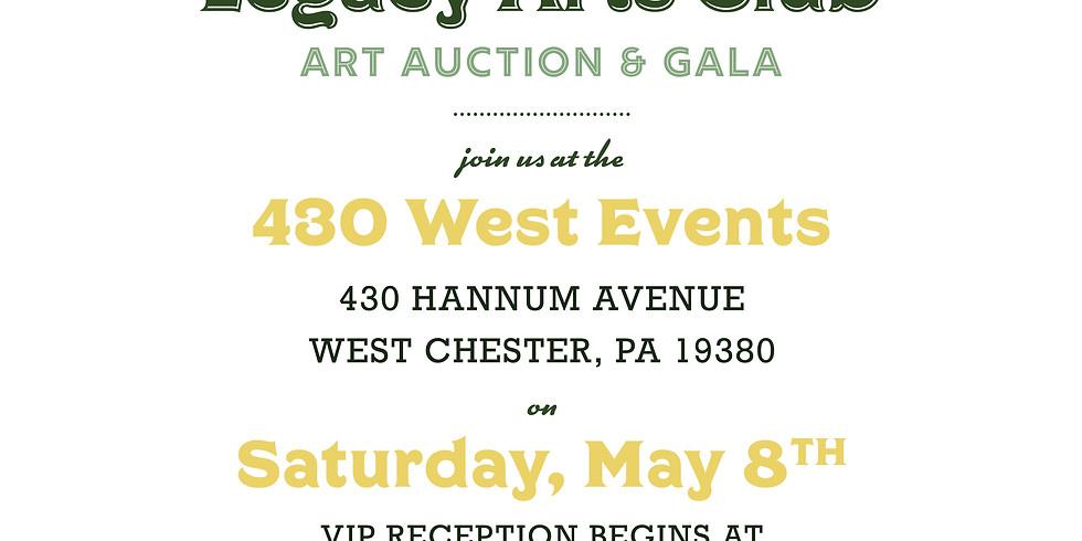 Legacy Arts Club (Art Auction & Gala)