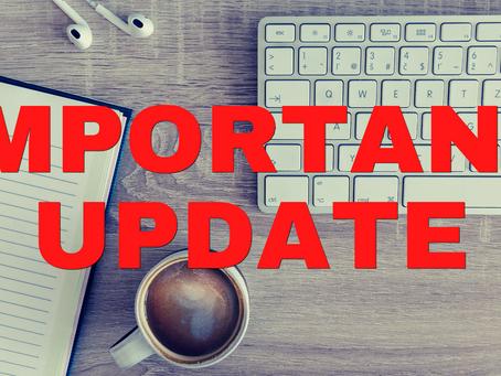 Activities and Meetings Update