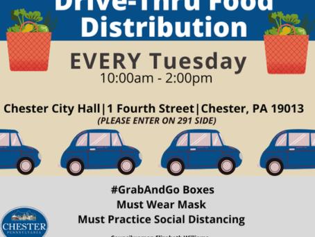 Drive-Thru Distribution