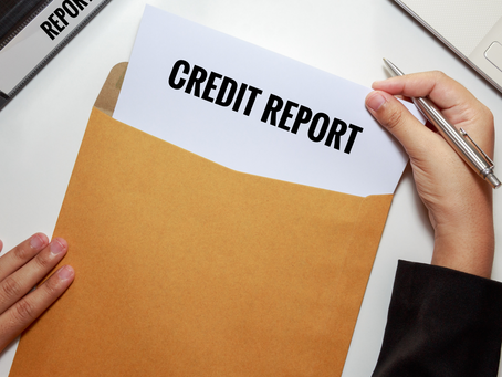 THE SIX WORSE ITEMS TO APPEAR ON THE CREDIT REPORT