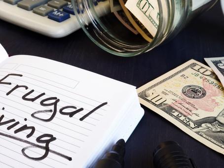 Embracing Frugality
