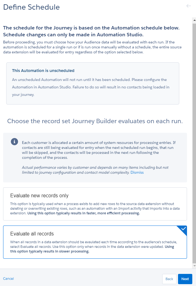 journeybuilder marketingcloud