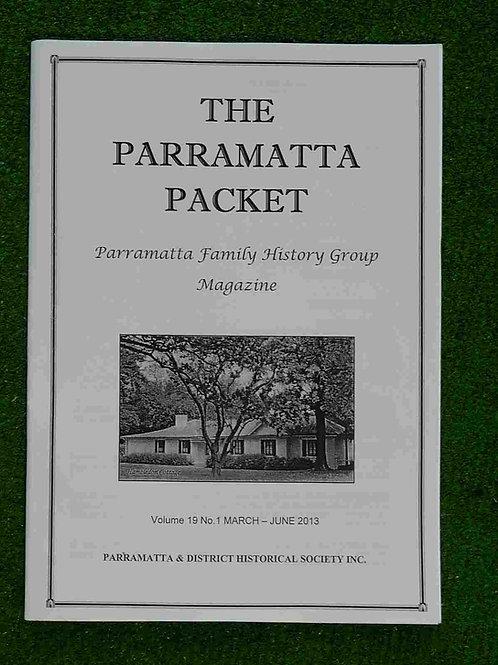 Parramatta Packet Newsletter