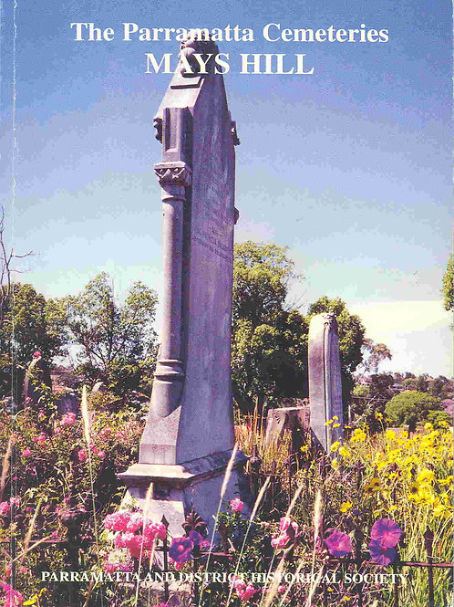 Mays Hill Cemetery Book