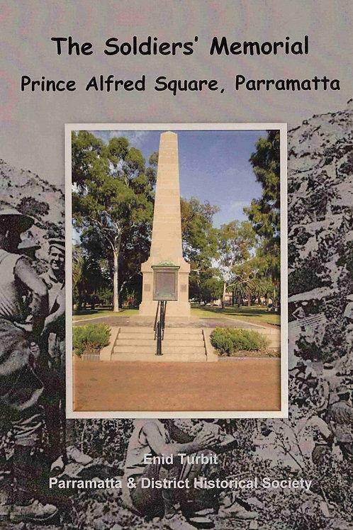 The Soldiers Memorial Prince Alfred Square Parramatta