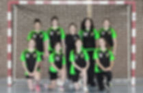 U13 féminines - 2016-17