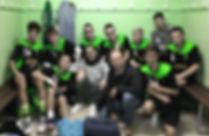 U17 masculins - 2016-17