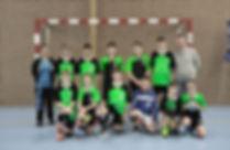 U13 masculins - 2016-17