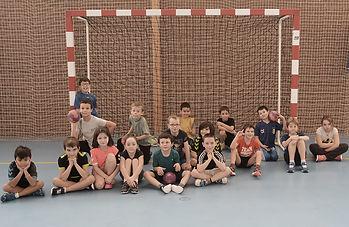 Ecole de handball - 2016-17