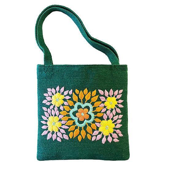 Blooms Bursting Tote Bag