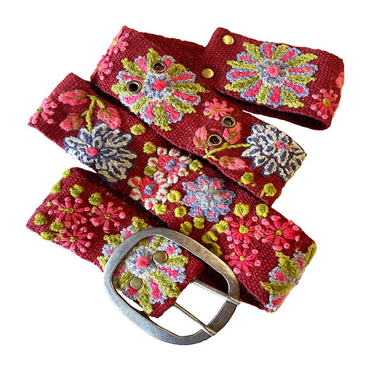 Teaberry Belt