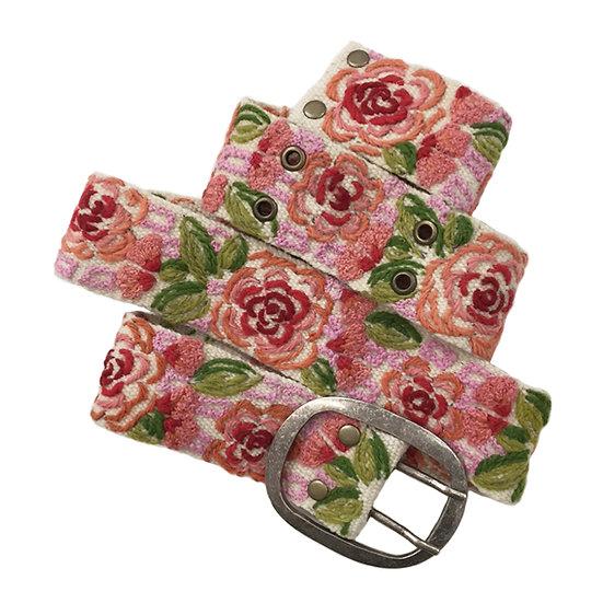 Floral Delight Belt