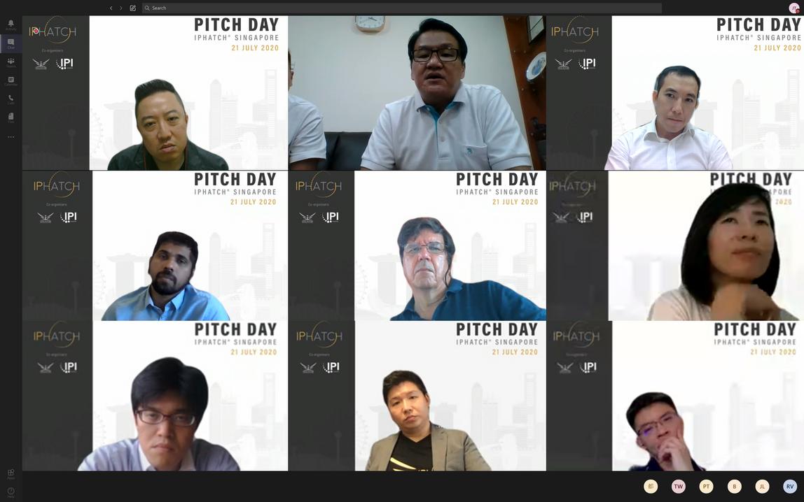 Singapore Pitch Day 2019