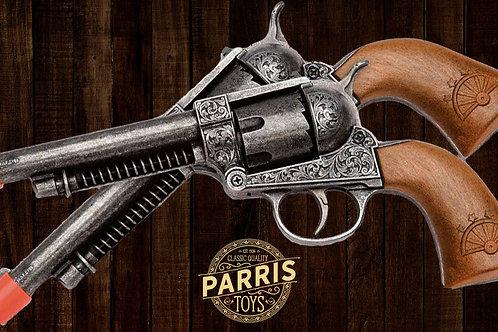 Parris MFG - Texas Ranger metal cap gun set