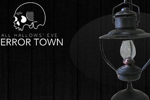 19th Century functional lantern