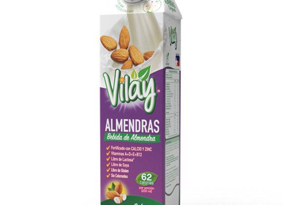 Leche Almendra Vilay