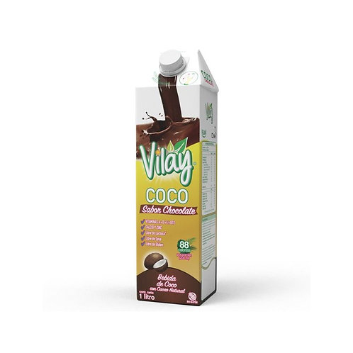 Leche Coco Chocolate Vilay