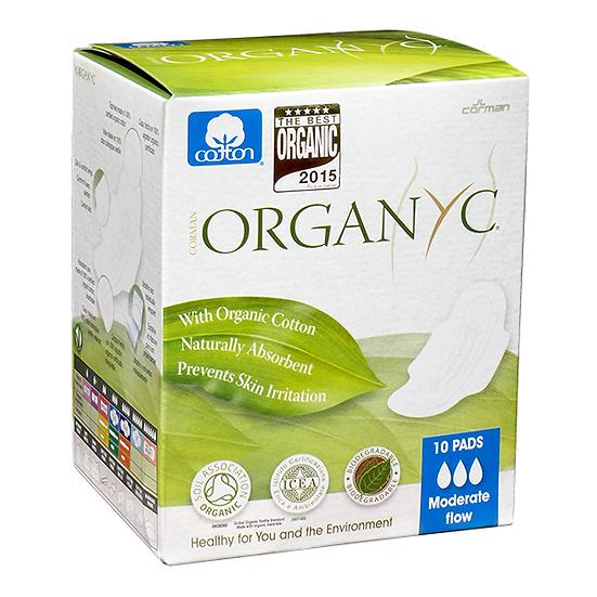 Toallas Higiénicas Biodegradables
