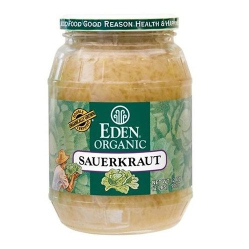 Sauerkraut Orgánico Eden