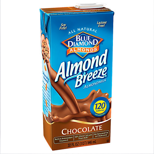 Leche Almendra Chocolate