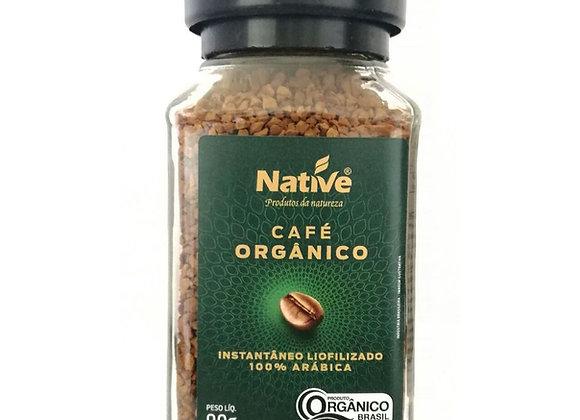 Café Orgánico Instantáneo