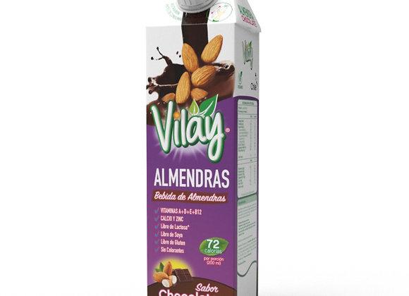 Leche Almendra Chocolate Vilay