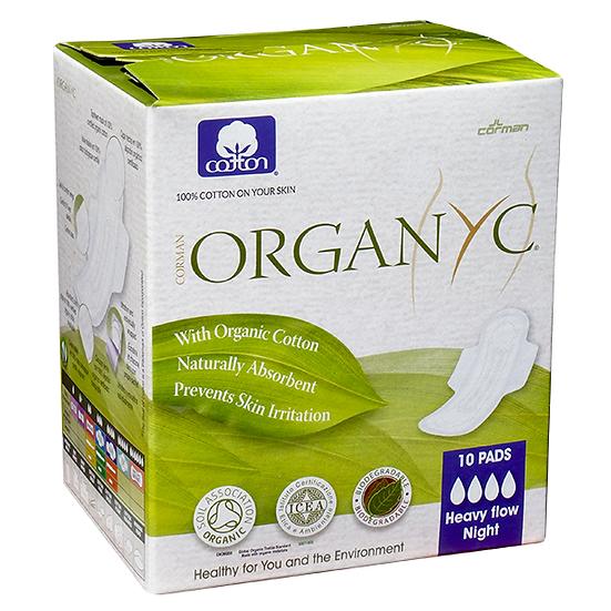 Toallas Higiénicas Biodegradables | Nocturna