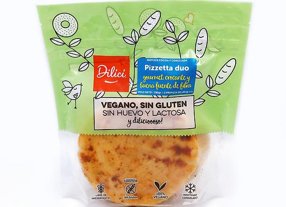 Pizzeta Duo Sin Gluten